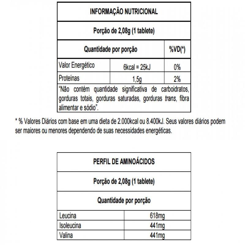 BCCA Aminoácido 1500mg Nutrilatina Age 1,5g - 60 Cápsulas