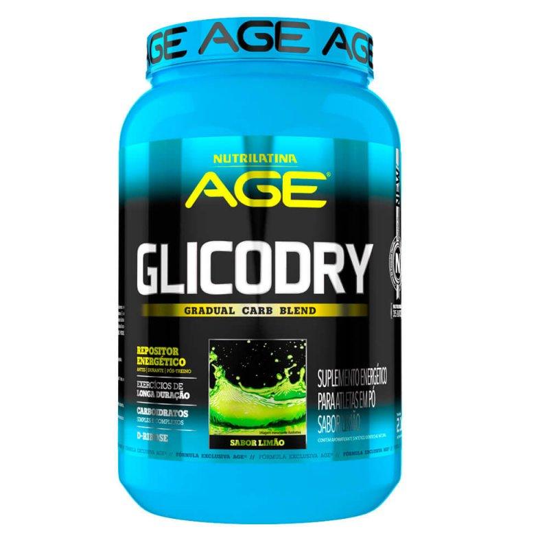 Glicodry Nutrilatina Age - 2100g (em pó) - Limão