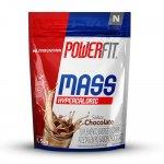 Mass Hypercaloric 8500 Nutrilatina Powerfit - 1,5kg - Chocolate