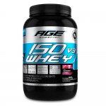 ISO Whey Nutrilatina Age - 910g - Morango - Proteína Isolada
