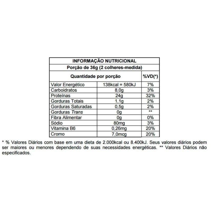 3 Whey IPC Nutrilatina Age - 1,8kg - Baunilha - Refil