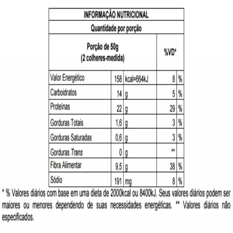Standard Whey Nutrilatina - Crispier and Creamy - 900g - Chocolate