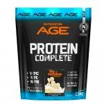 Proteína Complete Nutrilatina Age - 1,5kg - Banana