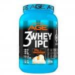 3 Whey IPC Nutrilatina Age - 900g - Baunilha