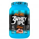 3 Whey IPC Nutrilatina Age - 900g - Chocolate