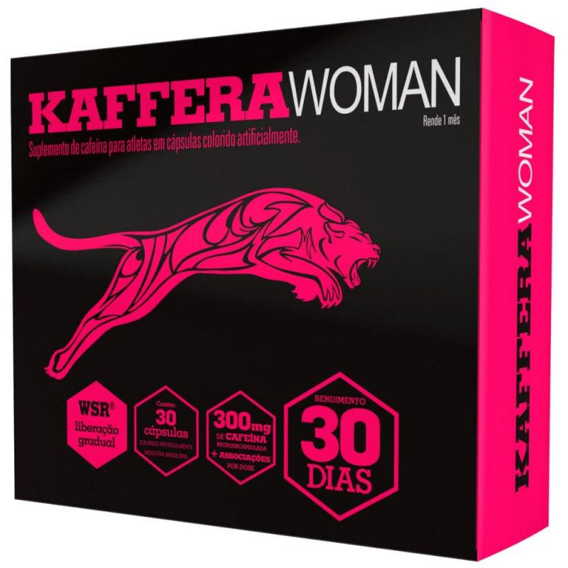 Kaffera WOMAN 30 Cápsulas com Liberação Gradual