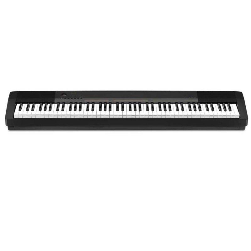 piano digital casio cdp 130bk midi compre on line ovelha negra musical. Black Bedroom Furniture Sets. Home Design Ideas