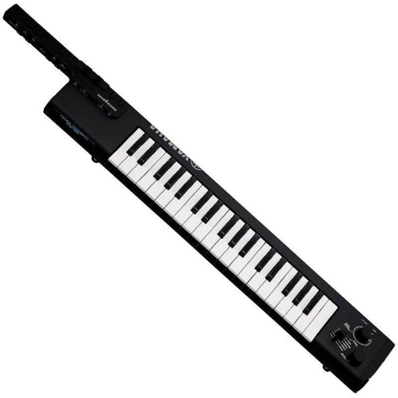 Teclado Keytar Yamaha Sonogenic Shs-500b Preto 37 Teclas Bivolt