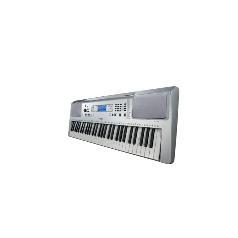 Teclado Musical Eletrônico Yamaha Ypt-370 Com 61 Teclas Sons E Ritmos