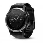 Relógio Multiesportivo Garmin Fenix 5S Preto com Monitor Cardíaco no Pulso
