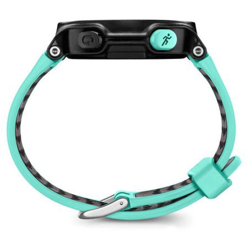 0172e21cb74 Relógio com Monitor Cardíaco Embutido Garmin Forerunner 235 Azul com  Bluetooth e GPS