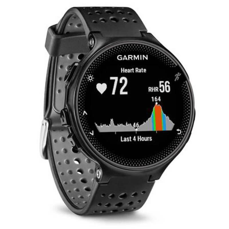c1c26dcb122 Relógio com Monitor Cardíaco Embutido Garmin Forerunner 235 Preto com  Bluetooth e GPS