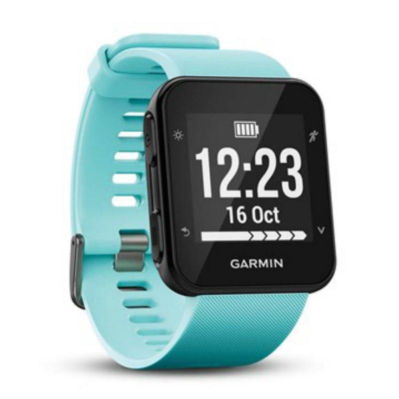 Relógio Esportivo Garmin Forerunner 35 Azul com Medição de Frequência Cardíaca