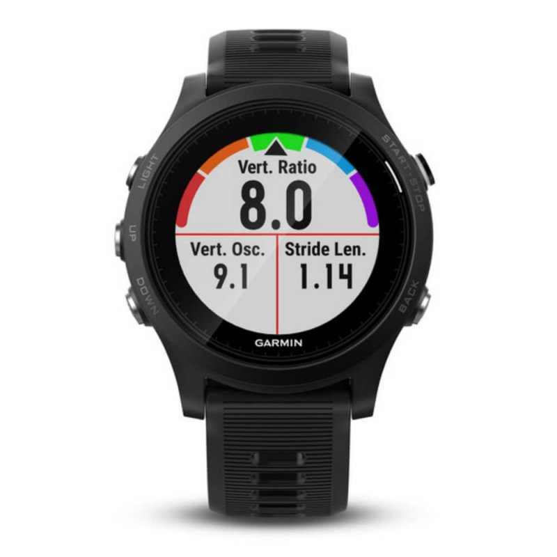 Relógio Esportivo Premium Garmin Forerunner 935 Preto com Medição de Frequência Cardíaca