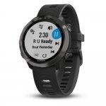 Relógio Esportivo Garmin Forerunner 645 Music - Cinza Ardosia