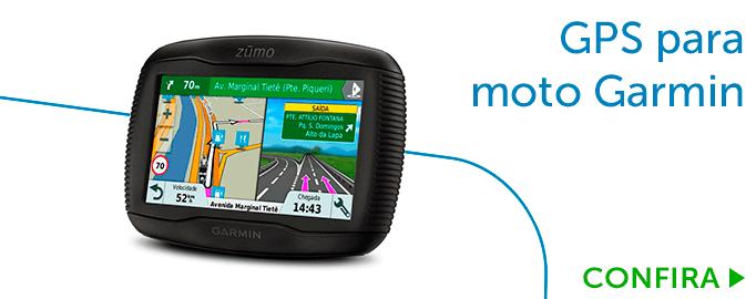 GPS para Moto Garmin