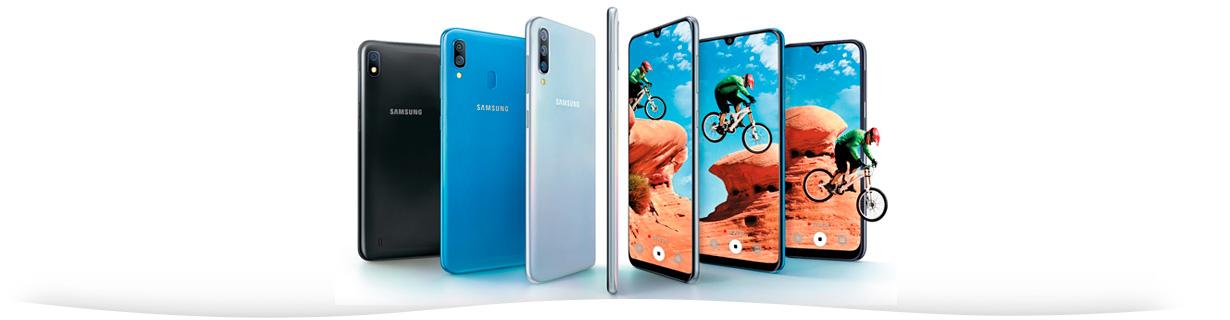 Nova Linha Samsung Galaxy A