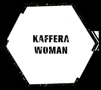 Kaffera Woman