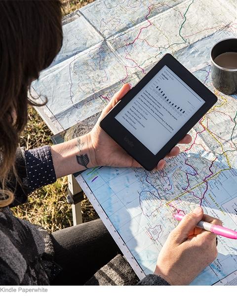 E-Reader Kindle 8a Geração Preto