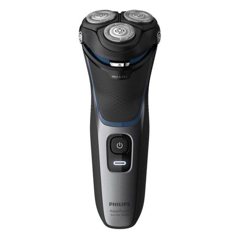 Barbeador Elétrico Seco ou Molhado Shaver 3100 Philips - Preto