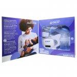 Bomba Tira Leito Materno Automática Smart LCD G-Tech Bivolt Branco