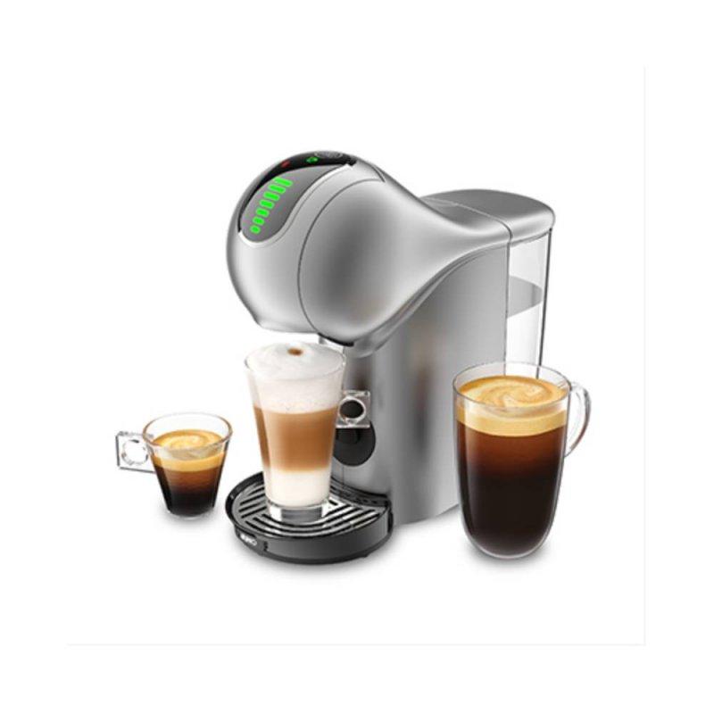 Cafeteira Espresso Nescafé Dolce Gusto Gênio S Touch DGS4 127V 30 Tipos de bebidas Prata
