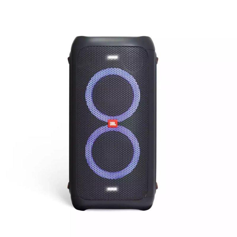 Caixa de som Portátil JBL PartyBox 100 Bluetooth com Luzes Até 12 horas bateria Preto