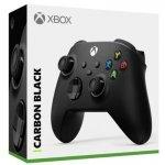 Controle Xbox Series X S Xbox One Carbon AOMS0021 Black