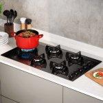 Cooktop Electrolux a Gás 5 Bocas KE5TD Bivolt