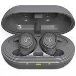 Fone de Ouvido sem fio Bluetooth Jaybird Run XT Cinza à prova de água