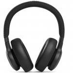 Fone De Ouvido JBL JBLLIVE660NCBLK Over Ear Noise Cancel Preto