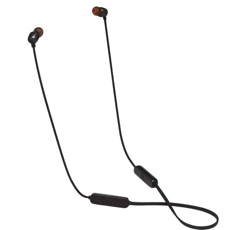 Fone de ouvido JBL Tune 115BT in-ear Bluetooth Preto