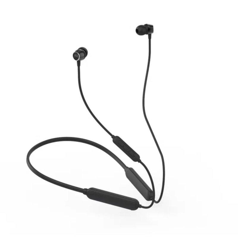 Fone de Ouvido Motorola Ververap 100 Sh035 Sem Fio Bluetooth a prova de água Preto