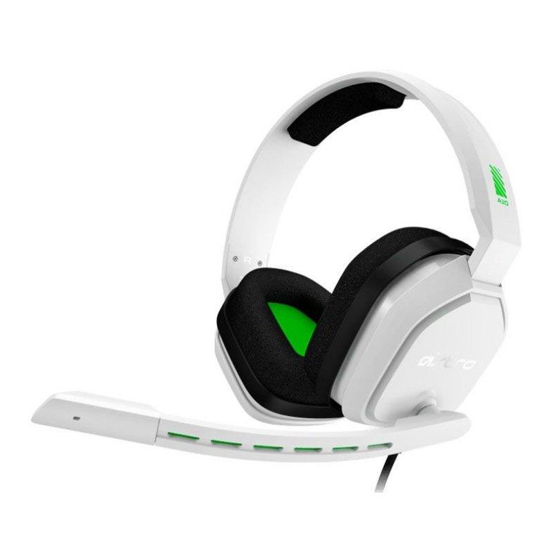 Headset para Jogos Astro A10 Logitech para Xbox One Branco
