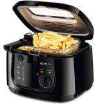 Fritadeira Elétrica Big Fry Mondial FT 07 220V Preto