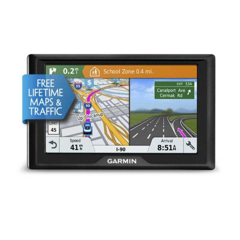 GPS Automotivo Garmin Drive 61 6 com Mapa do Brasil 2020