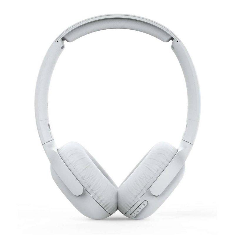 Headphone Philips Bluetooth Wireless Até 15 horas reprodução TAUH202WT/00 Branco