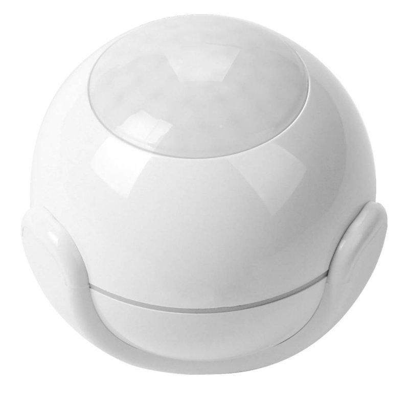 Sensor Geonav Inteligente de Movimento Wi-Fi Branco