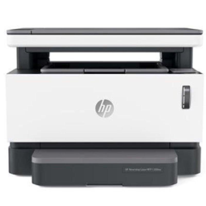 Impressora Multifuncional HP Laser Neverstop 1200w Monocromática Branco 110V
