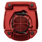 Liquidificador Turbo Mondial Inox Vermelho L 1100 RI 220V