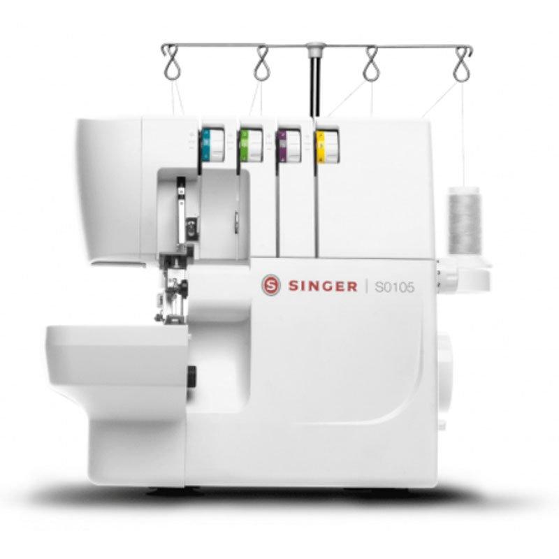 Máquina de Costura Singer Ultralock S0105 127V Branca