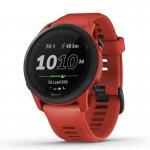 Monitor Cardíaco de Pulso com GPS Garmin Forerunner 745 Vermelho