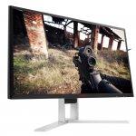 Monitor Gamer AOC Agon 27 AG271QG Quad HD 165Hz Overclock NVIDIA G-Sync