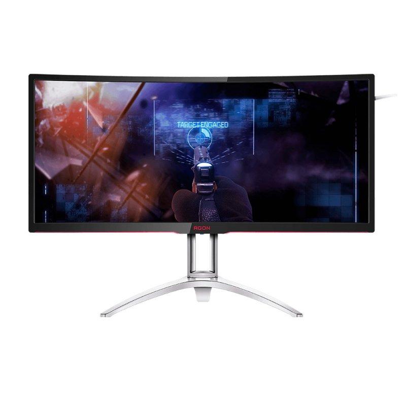 Monitor Gamer AOC Agon 35 AG352UCG Ultrawide 120Hz Curvo NVIDIA G-Sync