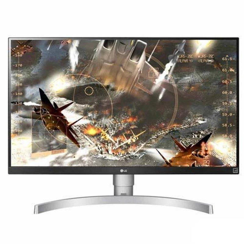 Monitor LG 27 UHD 4K IPS DisplayHDR 27UL650 Preto