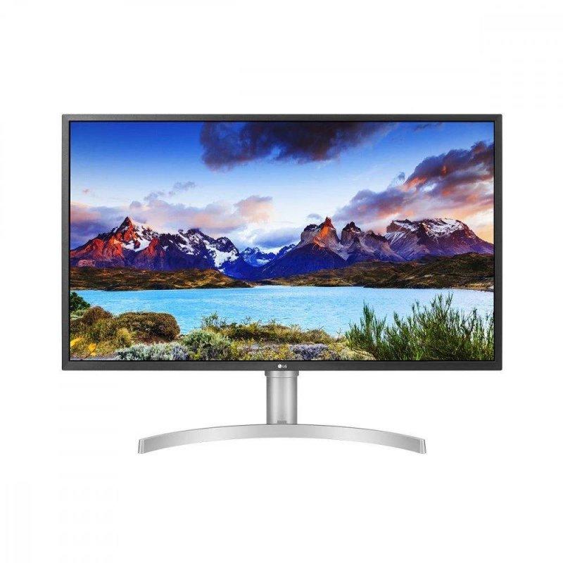 Monitor LG 32 UDH 4K Vesa DisplayHDR 600 32UL750 Prata