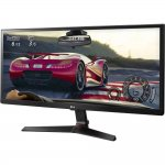 Monitor LG Pro Gamer Ultrawide Full HD 29 29UM69G Preto