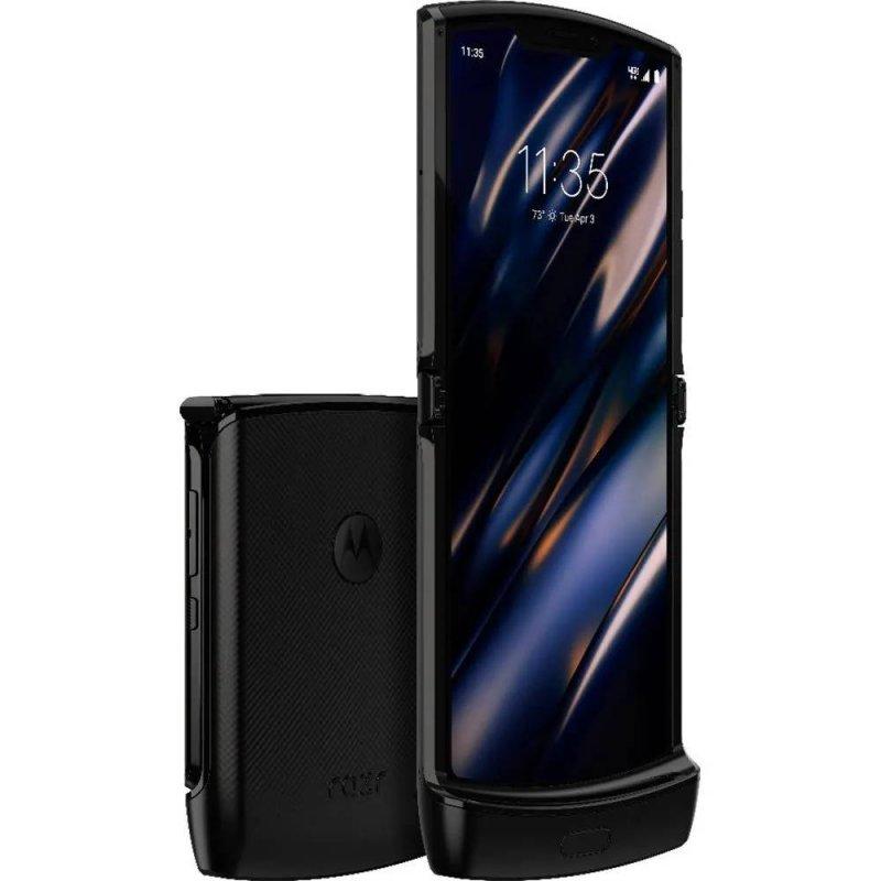 Smartphone Motorola Razr 6.2 Dual Chip Octa Core 6GB Ram 128GB Android 4G Câmera 16MP Preto