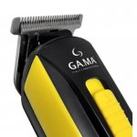Multi Styler Gama Italy GCX623 Sport USB Preto e Amarelo