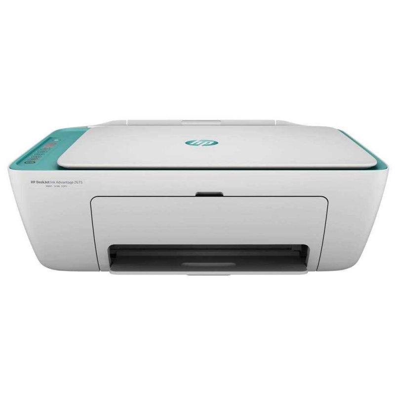 Multifuncional HP Deskjet Ink Advantage 2676 All-in-One